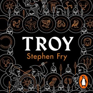 Troy Audiobook By Stephen Fry cover art
