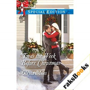 'Twas the Week Before Christmas Audiobook By Olivia Miles cover art