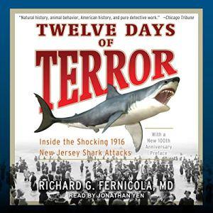 Twelve Days of Terror Audiobook By Richard G. Fernicola MD cover art