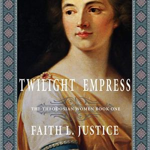 Twilight Empress Audiobook By Faith L. Justice cover art