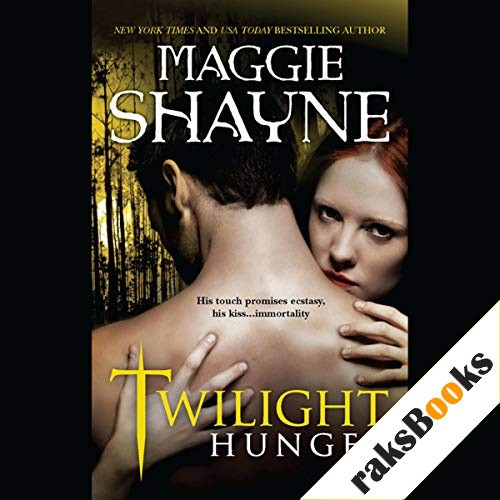 Twilight Hunger Audiobook By Maggie Shayne cover art