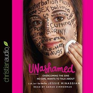 Unashamed Audiobook By Jessie Minassian cover art