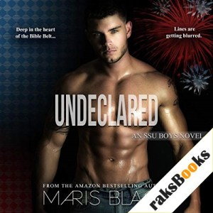 Undeclared Audiobook By Maris Black cover art