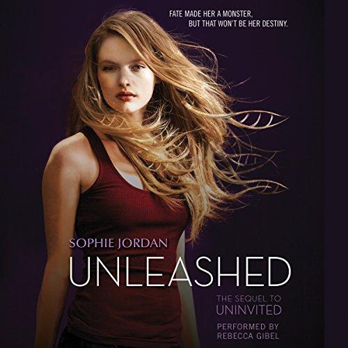 Unleashed Audiobook By Sophie Jordan cover art