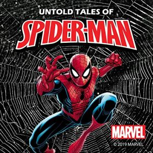 Untold Tales of Spider-Man Audiobook By Stan Lee, Marvel cover art