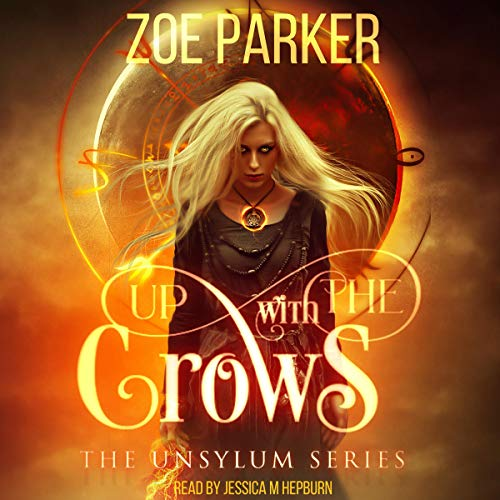 Up with the Crows Audiobook By Zoe Parker cover art