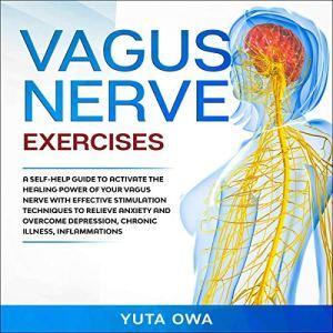Vagus Nerve Exercises Audiobook By Yuta Owa cover art