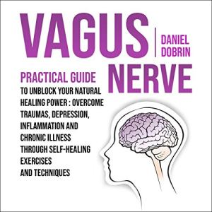 Vagus Nerve: Practical Guide to Unblock Your Natural Healing Power Audiobook By Daniel Dobrin cover art