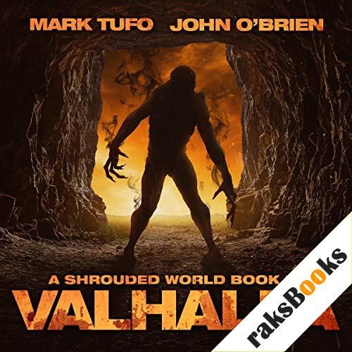 Valhalla Audiobook By Mark Tufo, John O'Brien cover art