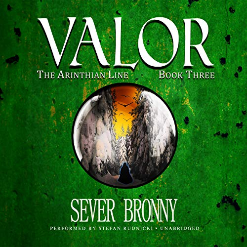 Valor Audiobook By Sever Bronny cover art