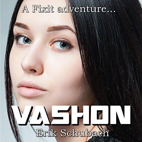 Vashon Audiobook By Erik Schubach cover art