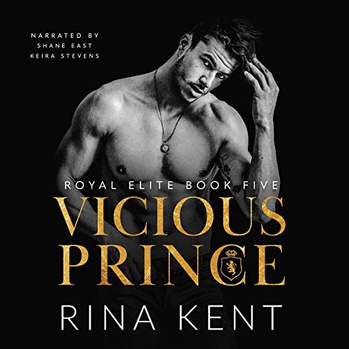 Vicious Prince Audiobook By Rina Kent cover art