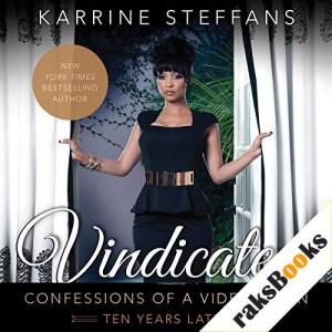 Vindicated Audiobook By Karrine Steffans cover art