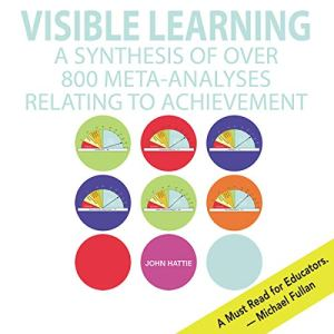 Visible Learning Audiobook By John Hattie cover art