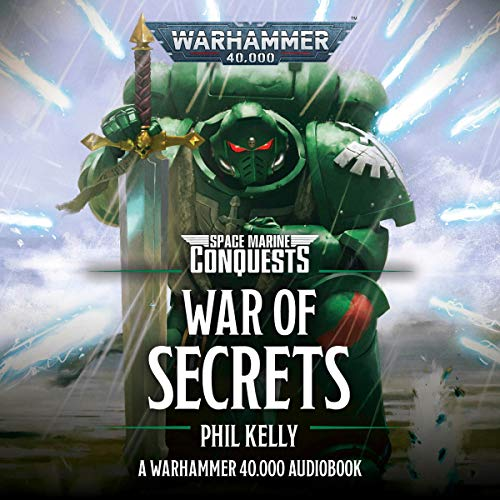 War of Secrets Audiobook By Phill Kelly cover art