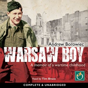 Warsaw Boy Audiobook By Andrew Borowiec cover art