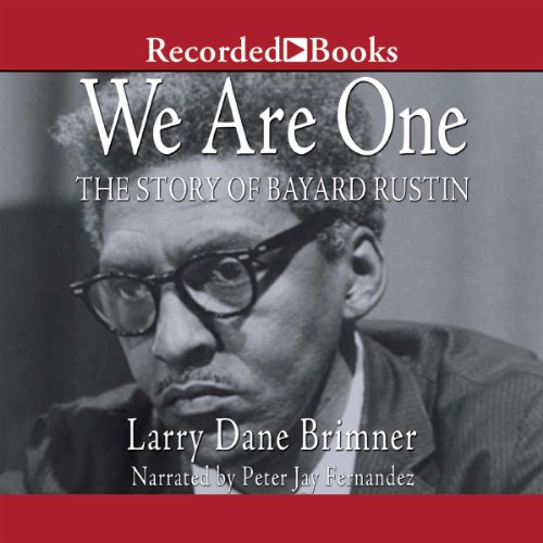 We Are One Audiobook By Larry Dane Brimner cover art