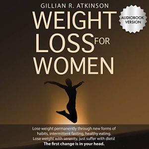 Weight Loss for Women Audiobook By Gillian R. Atkinson cover art