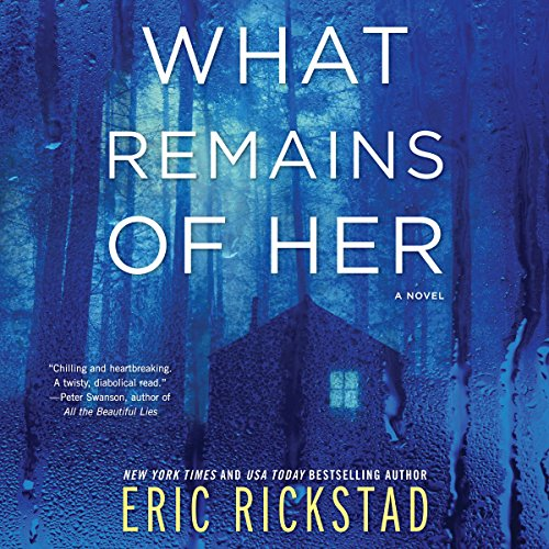 What Remains of Her Audiobook By Eric Rickstad cover art