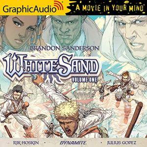 White Sand: Volume One [Dramatized Adaptation] Audiobook By Brandon Sanderson cover art