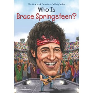 Who Is Bruce Springsteen? Audiobook By Stephanie Sabol cover art