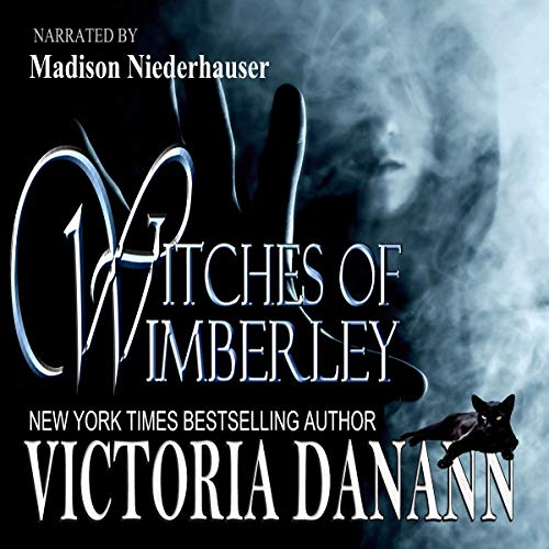 Witches of Wimberley Books 1-3 Audiobook By Victoria Danann cover art