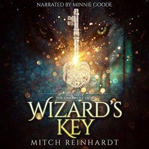 Wizard's Key Audiobook By Mitch Reinhardt cover art