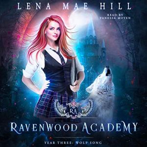 Wolf Song Audiobook By Lena Mae Hill cover art