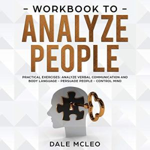 Workbook to Analyze People Audiobook By Dale McLeo cover art