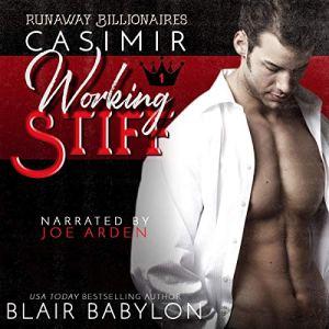 Working Stiff Audiobook By Blair Babylon cover art
