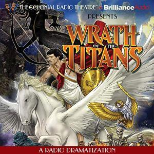 Wrath of the Titans Audiobook By M. J. Elliott cover art