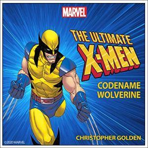 X-Men Audiobook By Christopher Golden, Marvel cover art
