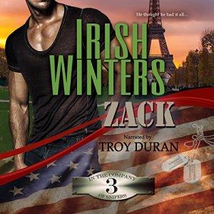 Zack Audiobook By Irish Winters cover art