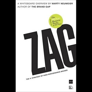 ZAG Audiobook By Marty Neumeier cover art