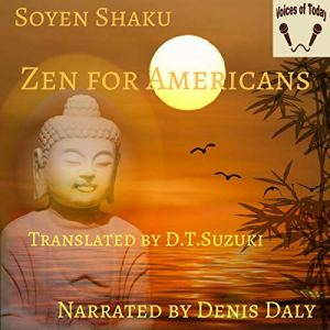 Zen for Americans Audiobook By Soyen Shaku cover art