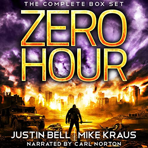 Zero Hour: The Complete Box Set Audiobook By Justin Bell, Mike Kraus cover art