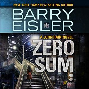Zero Sum Audiobook By Barry Eisler cover art