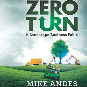 Zero Turn Audiobook By Mike Andes cover art