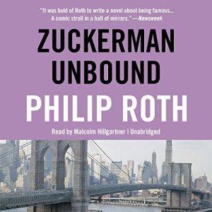 Zuckerman Unbound Audiobook By Philip Roth cover art