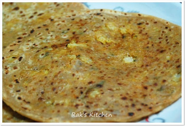 How to make gobi paratha - 2 ways
