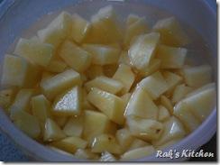 special potato curry