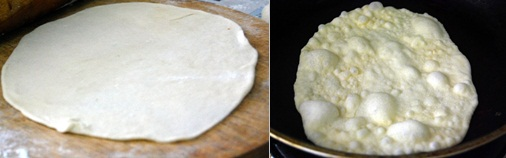 naan without yeast 3