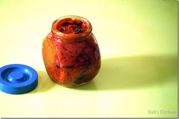 Tomato Thokku...