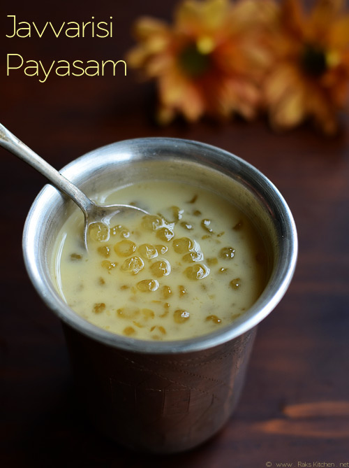 javvarisi-payasam-with-jaggery