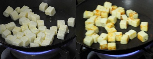 how to make matar paneer step 4