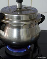 Rasgulla-pressure cook