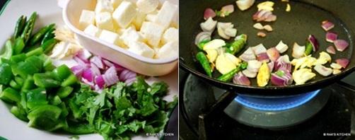 chilli paneer dry recipe 2