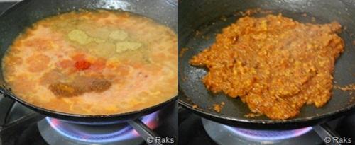 cauliflower kofta preparation 7