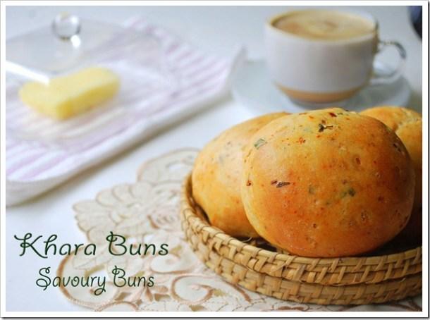 Khara buns