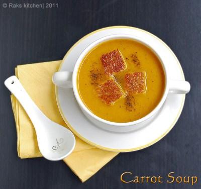 carrot+soup